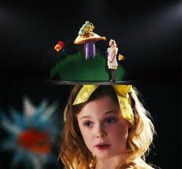 A Menina no mundo das Maravilhas